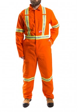 High Visibility Nomex® 111A Coverall