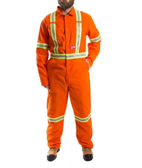 High Visibility Nomex® IIIA Coverall