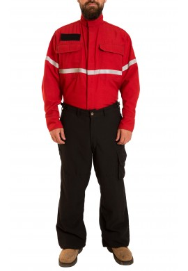 Forest firefighter inherently F.R. Nomex 111A® long sleeve Shirt