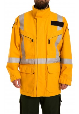 Forest firefighter Nomex® Parka