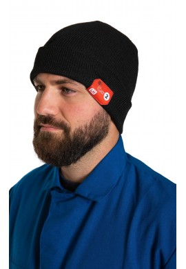 Flame resistant tuque