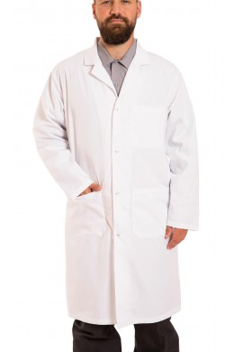 Sarrau de laboratoire
