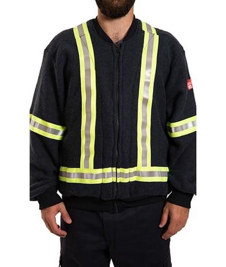 ee745fff96f5 Hi Vis F.R. fleece vest T-Shrits   Sweatshirts