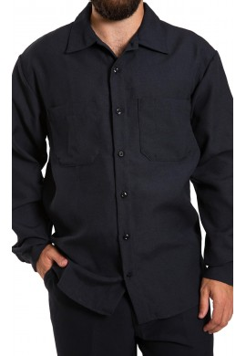 Chemise manches longues Nomex® IIIA ''intrinsèque''
